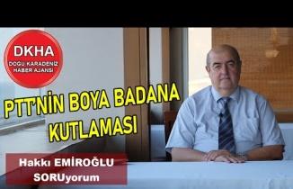 PTT'nin Boya Badana Kutlaması - Hakkı EMİROĞLU ile SORUyorum!